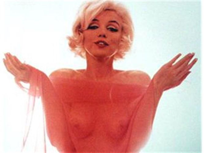 Marilyn Monroe'nun pozları davalık